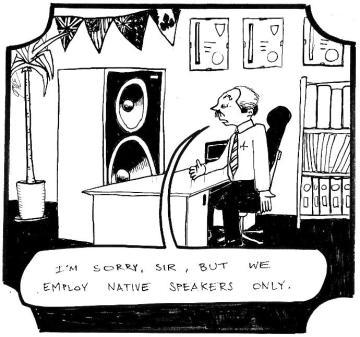 Cartoon by Qrde