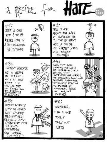Comics by Qrde