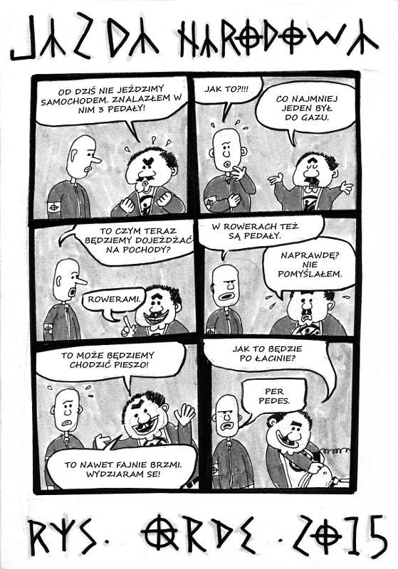 Komiks Qrde