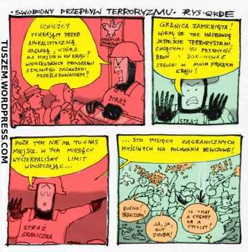 Komiks Qrde comics